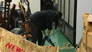 Lotus of Siam forced to close after roof collapse - Video