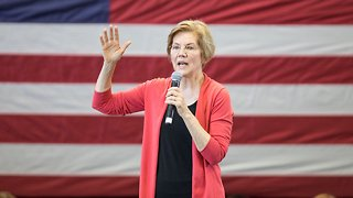 Sen. Elizabeth Warren Officially Announces Presidential Bid