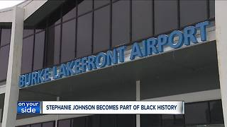 Cleveland native talks about being Delta's first black female captain - Video