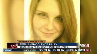 Anti-violence rally planned in Fort Myers Tuesday - Video