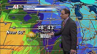 Jeff Penner Tuesday Afternoon Forecast Update 1 16 18 - Video