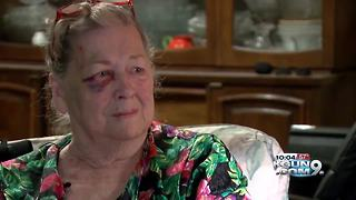 Family claims Mesa officers assaulted grandmother; police are reviewing incident