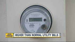 Higher power and water bills post Hurricane Irma? Utilities telling homeowners not to worry - Video