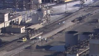 2 injured after explosion at Timet facility in Henderson - Video
