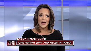 21-year-old dies from injuries after shooting in Tampa