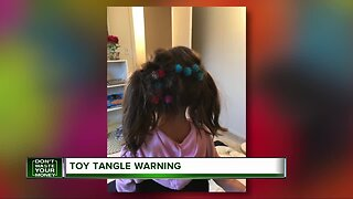 Don't Waste Your Money: Toy Tangle Warning