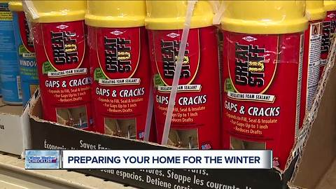 Getting your home ready for the Michigan winter