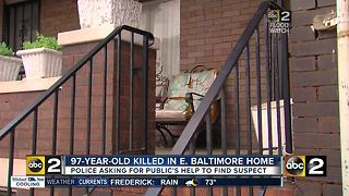 97-year-old Waddell Tate killed - Video