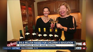 Naples Winter Wine Festival raises millions