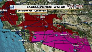 13 First Alert Weather for June 14 2017 - Video