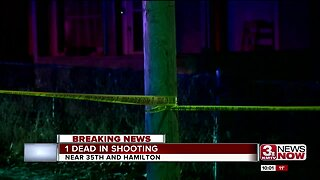 One dead after shooting near 35th & Hamilton