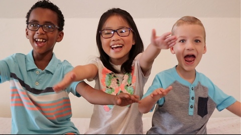 Three Little Kids Deliver Heartwarming Mother's Day Message