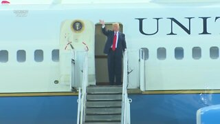 President Trump visits Oshkosh