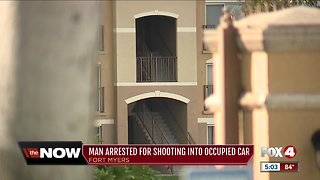 Shooting at Fort Myers apartment complex leads to attempted murder arrest