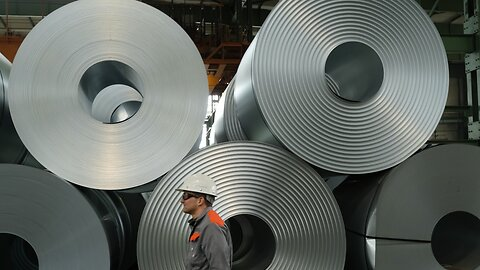 Michigan Steel Plant Reportedly Planning Temporary Layoffs