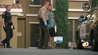 Man arrested after alleged stabbing in Santee - Video