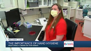 Health News 2 Use: The importance of hand hygiene