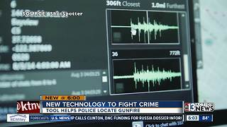 ShotSpotter technology helps police listen for gunshots - Video