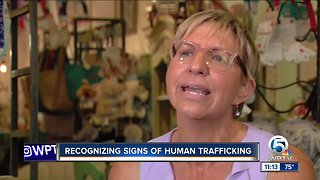 Recognizing signs of human trafficking