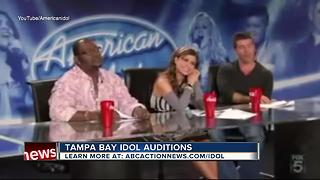 Tampa Bay Idol auditions to be held in Wesley Chapel - Video