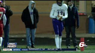HIGHLIGHTS: Ben Davis 50, Fishers 7 - Video