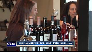 Idaho Wine Commission prepares legislation for 2018 session - Video