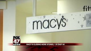 Retail giant Macy's announces 5000 job cuts and more store closures - Video