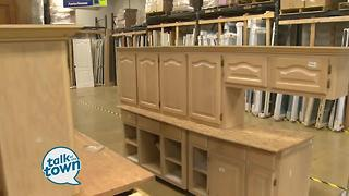 Habitat ReStore Part 2: Home Improvement & Kitchen DIY - Video