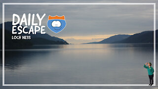 Daily Escape: Loch Ness, by Oddball Escapes