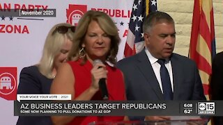 Valley business leaders accuse Arizona Republican Party leaders of lying about election results