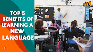 Top 5 Benefits Of Learning A New Language