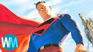 Top 10 Times Superman Was a D*ck - Video