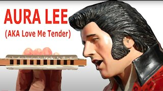 How to Play Aura Lee on the Harmonica