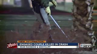 Family:  Engaged couple killed in crash - Video