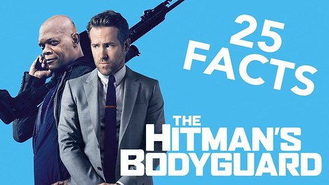 25 Facts About The Hitman's Bodyguard