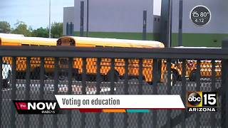 Tuesday is election day in Maricopa County - Video
