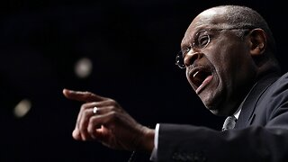 Herman Cain Drops Out As Possible Nominee For Federal Reserve Seat