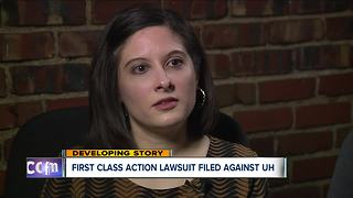 Class-action lawsuit filed against UH following fertility clinic malfunction - Video