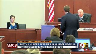 Shayna Hubers 'feared' Ryan Poston from first meeting