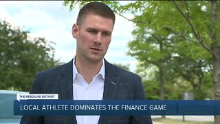 Rebound Detroit: Former MSU athlete gives financial advice for the pandemic
