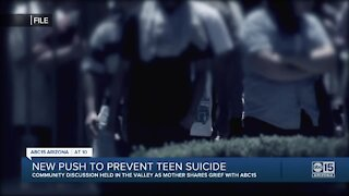 Valley student who took his life sparks conversation on suicide awareness