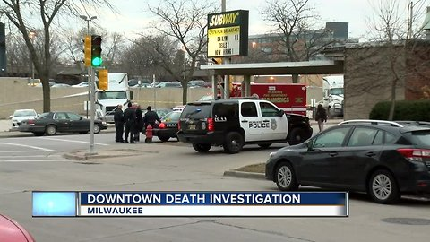 58-year-old man found dead in Subway parking lot