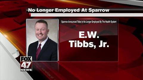 Ex-Sparrow CEO no longer with Sparrow Health System