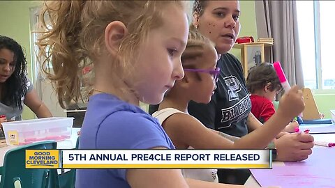 5 years into 'PRE4CLE,' more Cleveland children enrolled in quality preschool, but more work needed