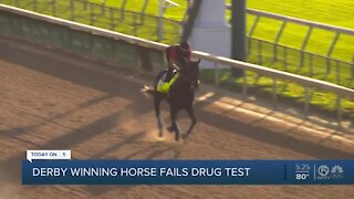 Churchill Downs suspends Bob Baffert after failed drug test