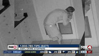 Barefoot bandit sought for breaking into clubhouse - Video