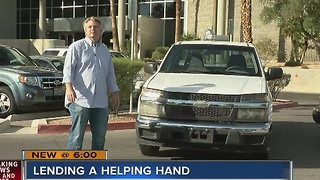 NV Energy donates vehicles to 2 local nonprofits - Video