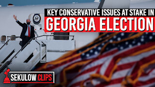 Key Conservative Issues at Stake in Georgia Election