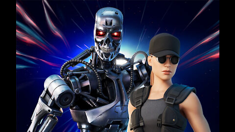 The Terminator is now in Fortnite!