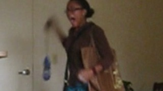 Practical Joke Backfires After Teen Scares Her Friend - Video